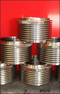 ¿Qué es un fuelle de metal?